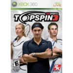 Xbox 360 Review: Top Spin 3