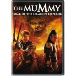 Movie Review: the Mummy - Tomb of the Dragon Emperor
