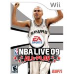Nintendo Wii Review:NBA Live 09 All-Play