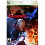 Xbox 360 Review: Devil May Cry 4